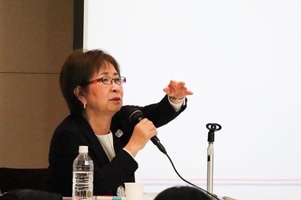 全国地域結婚支援センター代表の板本洋子さん