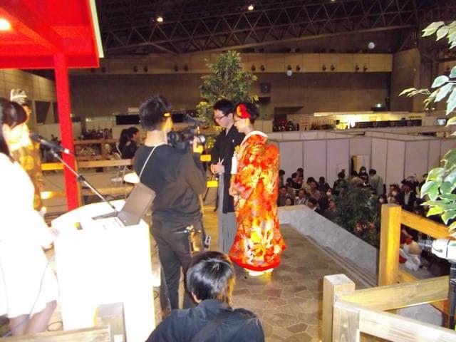 ネットの神さまも祝福! ニコニコ超神社で結婚式を挙げた件