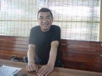 『お魚倶楽部はま』の濱 弘泰さん。男気ある大将です。