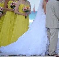 結婚式の参列者にドン引きした瞬間「白いドレスにミュールで来た女性」