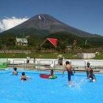水遊び「アメンボ広場」