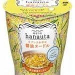 マルちゃん hanauta(はなうた) 醤油ヌードル