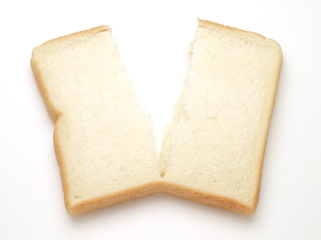 永久になくならないパンの食べ方...