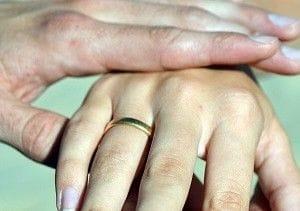 指輪のサイズを聞かれたら?