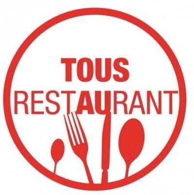 フランス語では「トゥス・オ・レストラン」(皆でレストランへ行こう)という