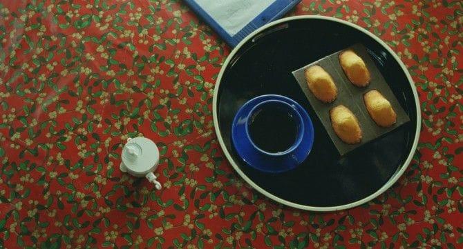 紅茶とマドレーヌ(映画『ぼくを探しに』から)
