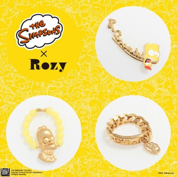 The Simpsons×Rozy