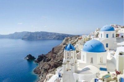 ギリシャで現地レポーター(イメージ画像)