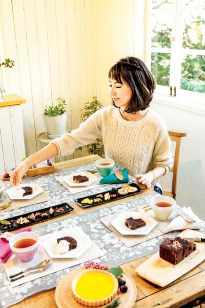 Afternoon Tea×小泉里子のコラボレーションで新しいティーアイテムが登場