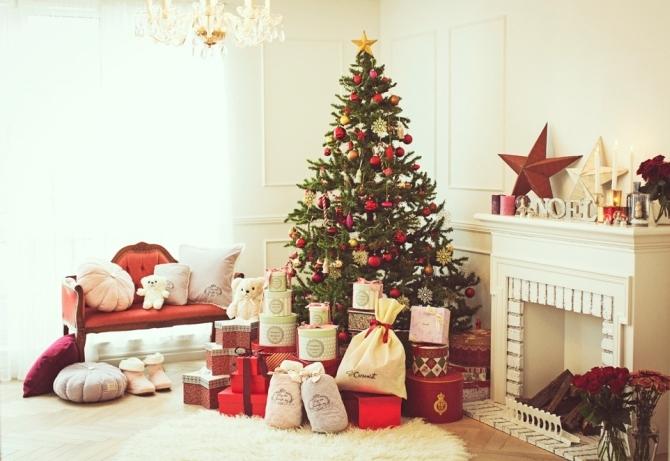 Cocoonistのクリスマス限定商品ラインナップ