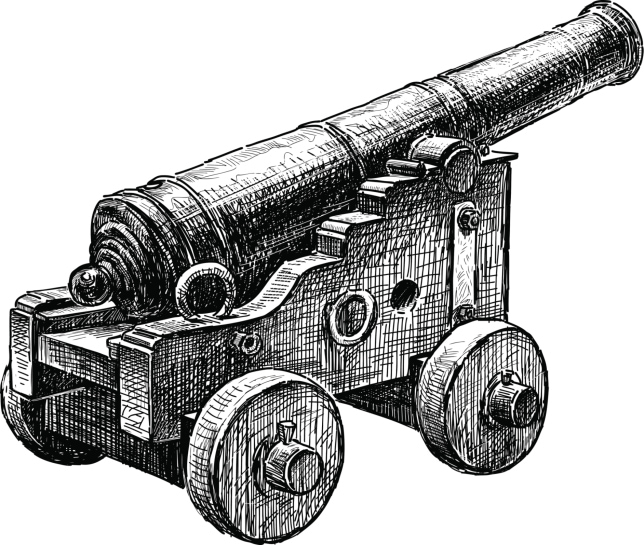 「大砲 イラスト」の画像検索結果
