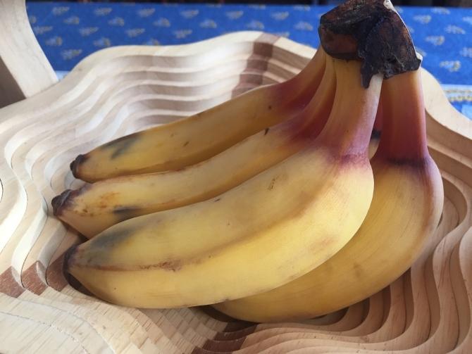 爽やかな酸味がリンゴを思わせる? 次世代フルーツ「バナップル」
