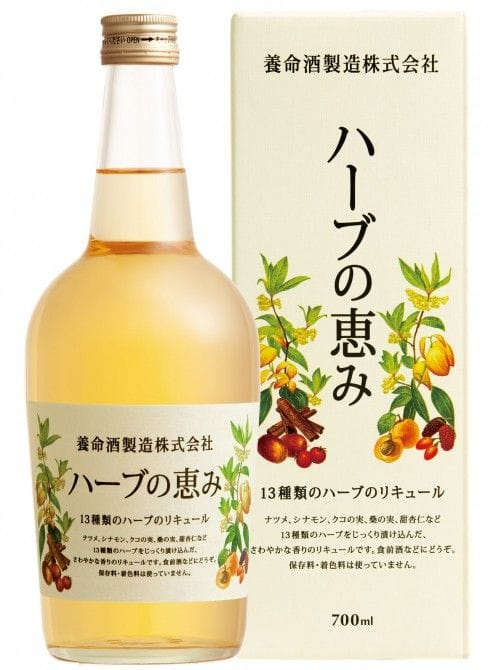 『ハーブの恵み 700ml』(養命酒製造/税抜1220円)