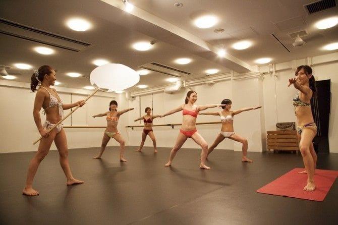 減量効果も期待できる新しいヨガレッスンが受けられる「イセアボディスタイル麻布十番 ダイエット専門スタジオ」(東京都港区)