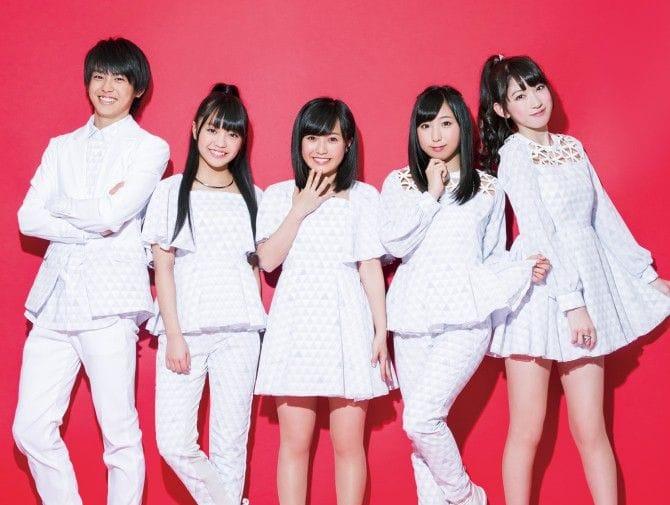 大人気のダンス&ボーカルユニット「Dream5」