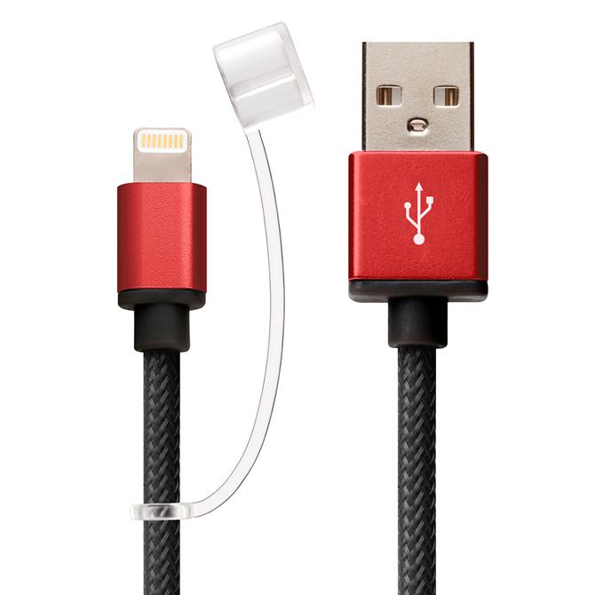「Premium Style Lightningコネクタ USBタフケーブル(全10種類)