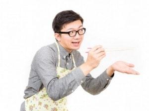 彼の手料理