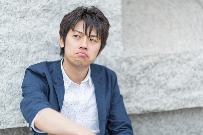 悲しいお知らせ! 日本人男性の4...