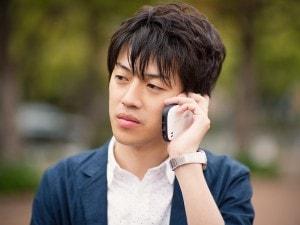 「電話 男性」の画像検索結果