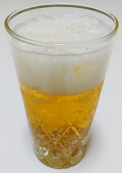 口当たり滑らかなので、ビールの苦い味が苦手な女子も飲めちゃう!
