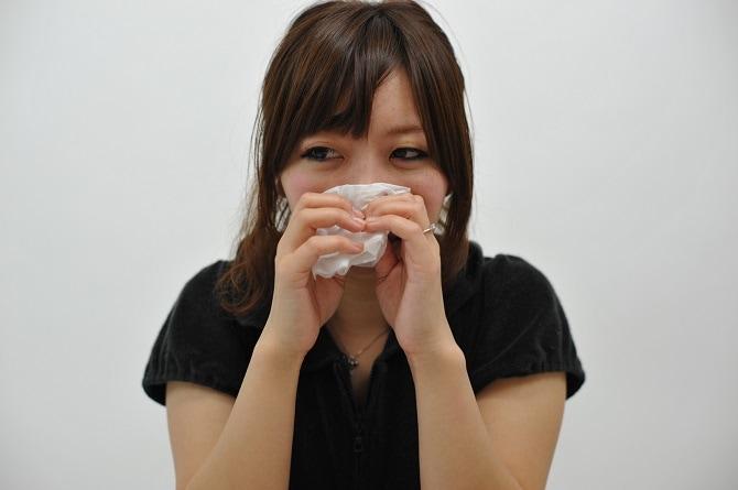 鼻水 止まら ない