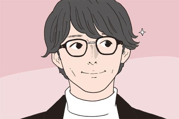 メガネが似合うイケメン芸能人「高橋一生」