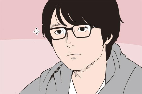 メガネが似合うイケメン芸能人「向井理」
