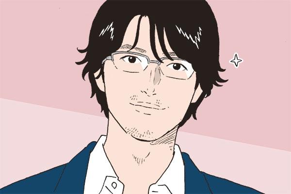メガネが似合うイケメン芸能人「ディーンフジオカ」