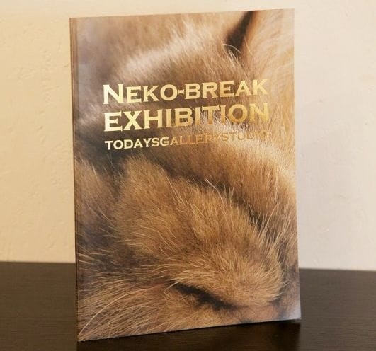 猫好きなら絶対手に入れたい! 500冊限定の公式ガイドブック