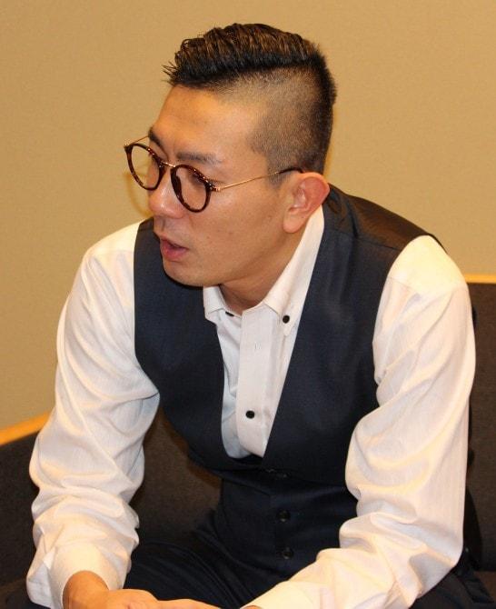 「狂言ラウンジ」をつくられた大蔵基誠さんにインタビュー
