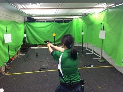 初心者の方用に「初心者射撃体験コース」も