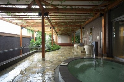 露天風呂(女性浴場)