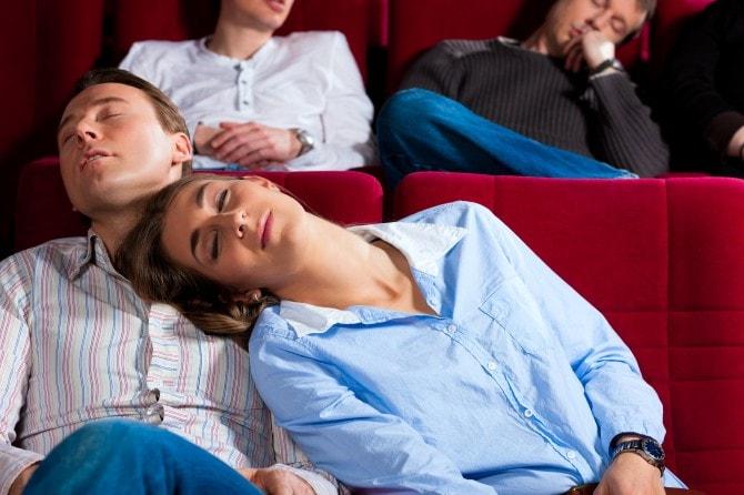 デートで見て後悔した映画10選