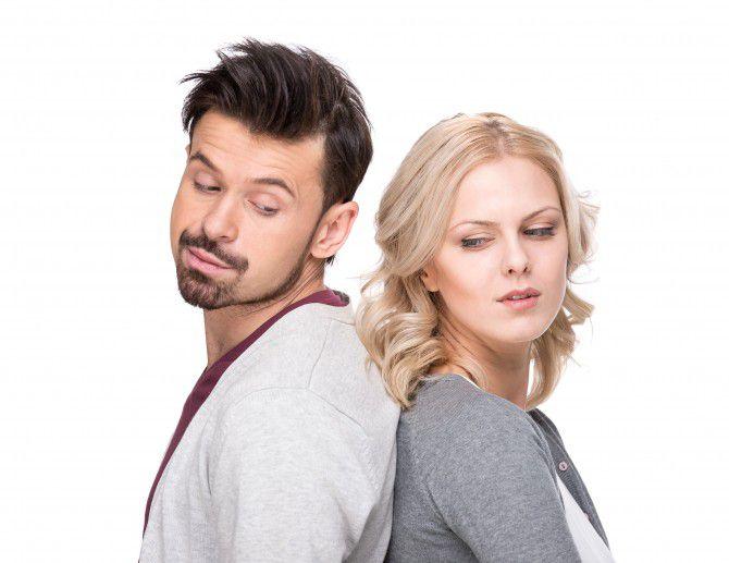 愛情表現が違うカップル