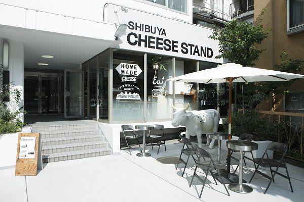 SHIBUYA CHEESE STAND外観