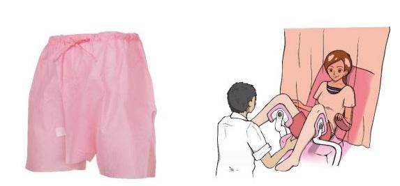 科 内診 人 産婦
