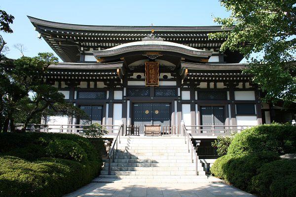 圓融寺 阿弥陀堂(本堂)