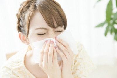 アレルギー 温度 差