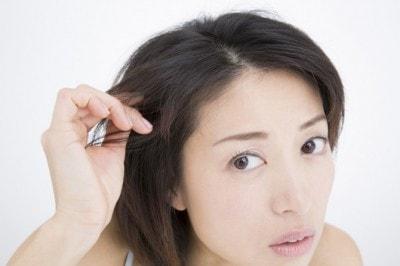 産後の薄毛対策