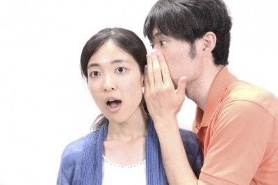 彼女の「鼻毛」がでていたら、彼氏はどうする?