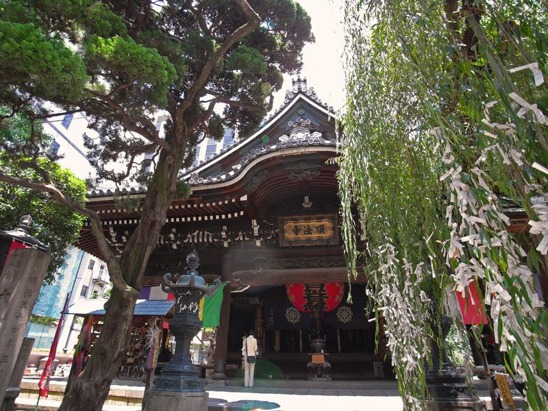 紫雲山 頂法寺 六角堂