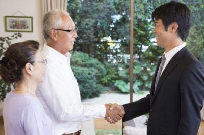 「結婚の挨拶」へ行ったときの、夫の心境4 「緊張して汗が引かず……」