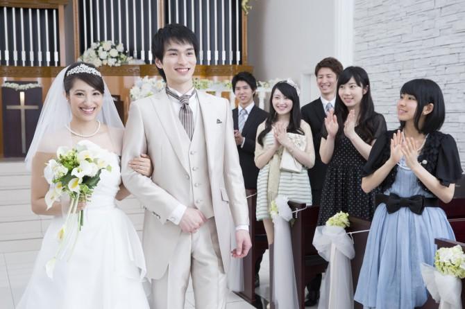 男性が結婚式で使いたい曲TOP3