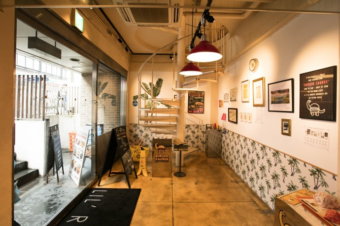 LIL'RIRE CAFE(リルリールカフェ) 内観