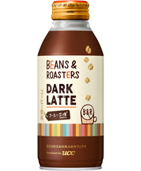 BEANS & ROASTERS DARK LATTE
