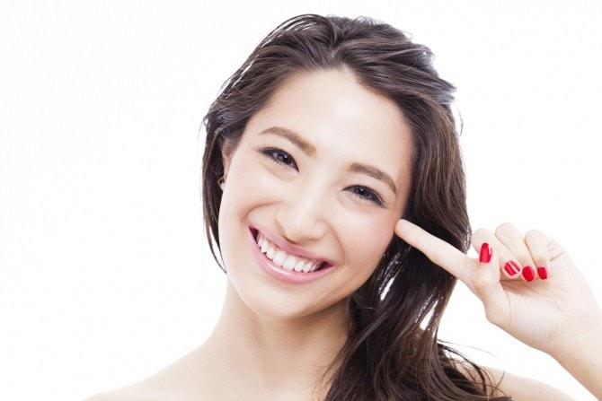画像 美人顔の特徴 すっぴんも美人な女性の見抜き方 マイナビウーマン
