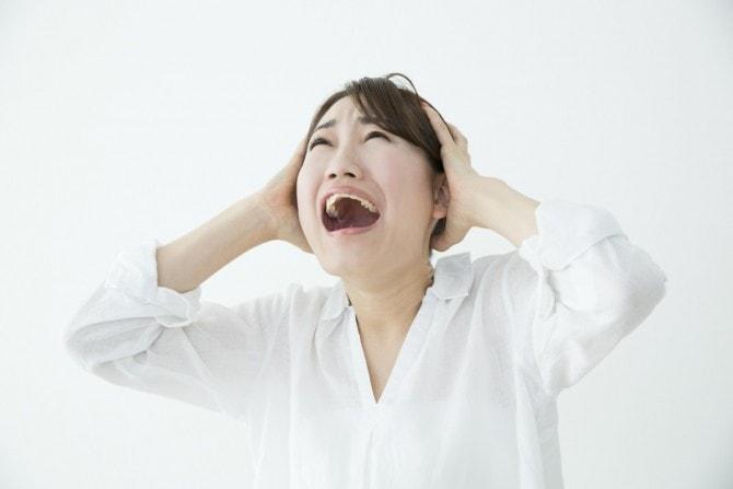 「焦っている 女性」の画像検索結果