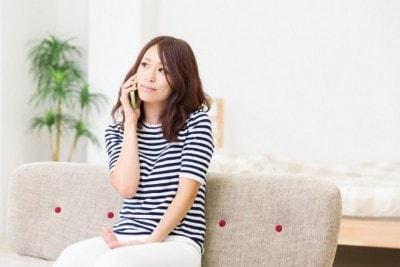 「電話 女性」の画像検索結果
