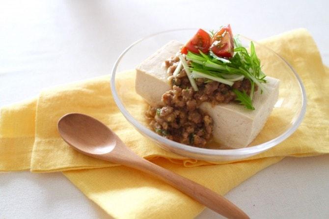 もりもり食べてOK! 豆腐を使ったダイエットレシピ3つ