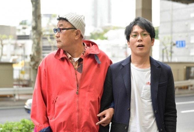 MCは、ブラザートムと松尾陽介(ザブングル)
